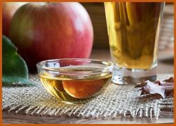 کاهش وزن و کلسترول با مصرف سرکه سیب
