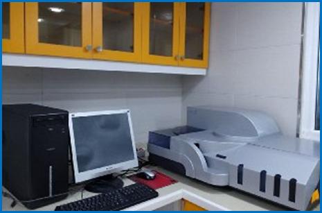 دستگاه ها و تجهیزات بخش الکتروفورز