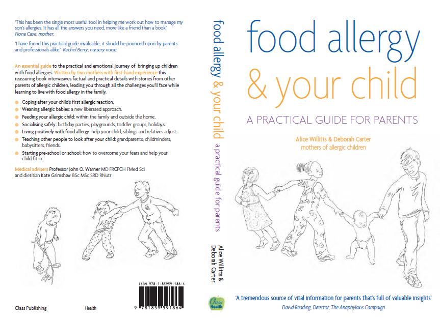 آلرژی کودکان