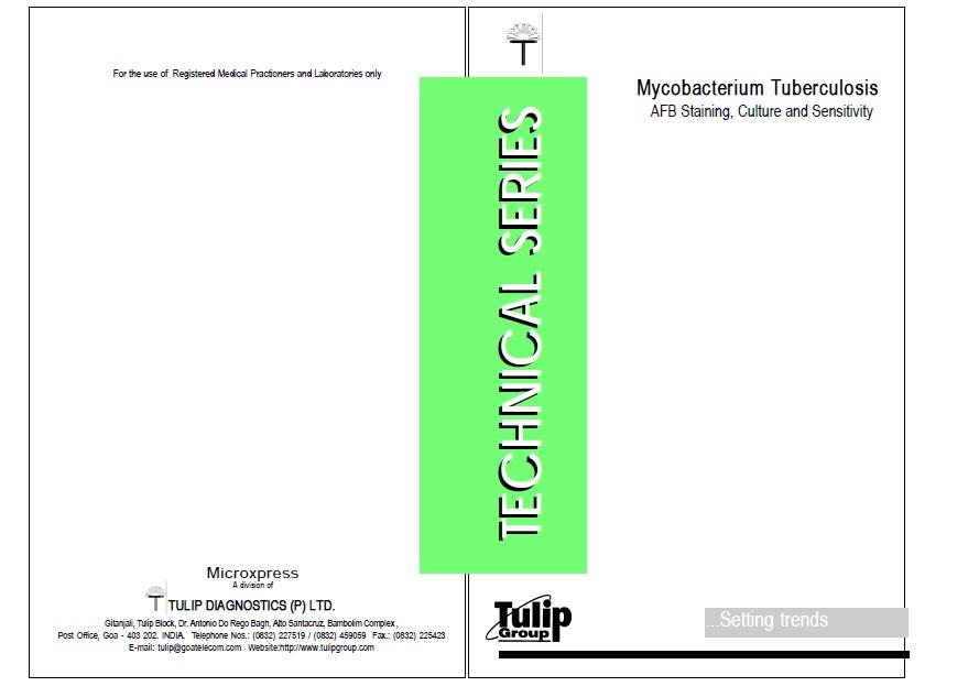 دانلود کتاب الکترونیکی مایکوباکتریوم توبرکلوز